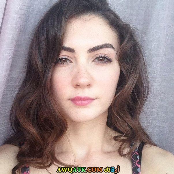أجمل و أحدث صورة للفنانة التركية الجميلة بورجو اوزبرك