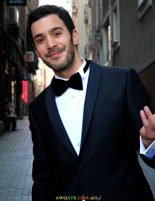 صورة جميلة للممثل بيريش أردوغ