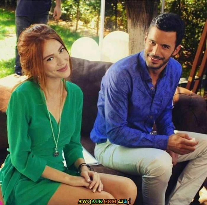 صورة من مسلسل حب للايجار بيريش أردوغ