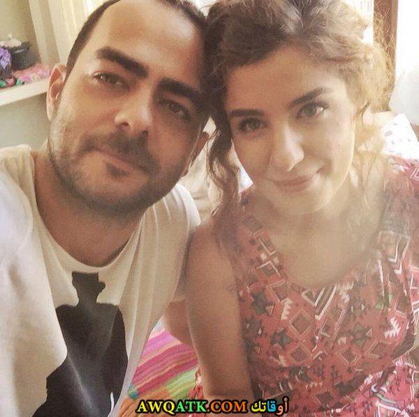 أحلى و أجمل و أحدث صورة للفنانة التركية الجميلة سانام يليس وإسو