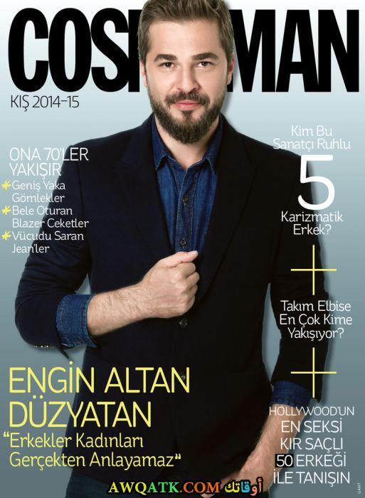 بوستر الفنان التركي إنجين ألتان دوزياتان