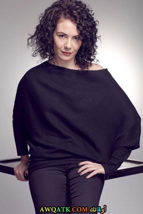 أحلى وأروع بوستر للفنانة التركية الجميلة اتشيليا ديفريم