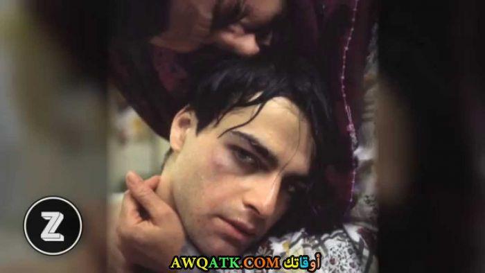 صورة قديمة للممثل باكي دافراك