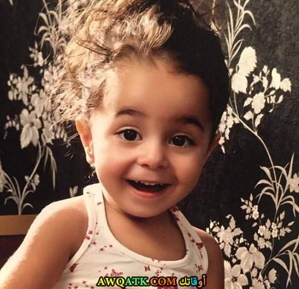 بيرين جوكيلديز تورنا ملك وهي في الثالثة من عمرها