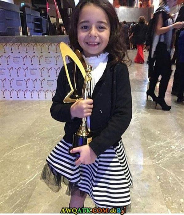 جائزة أفضل ممثلة طفلة سنة 2016