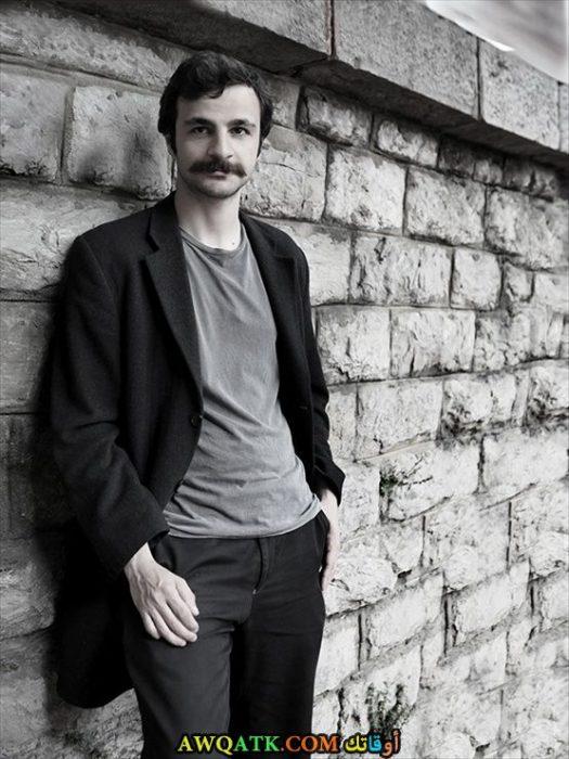 لعشاق النجم التركي جيوفين مراد أكبينار صورة جميل جدا و جديدة