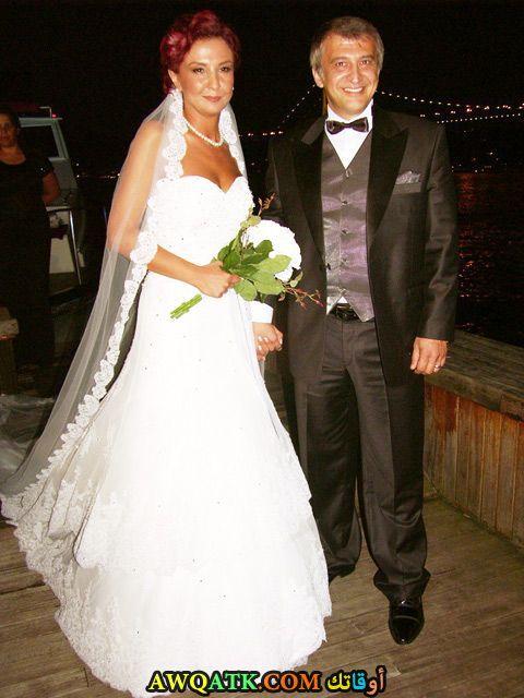 صورة من حفل زفاف حسين عوني دانيال