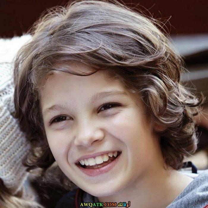 أحلى صورة للفنان الصغير دوغان كان ساريكايا