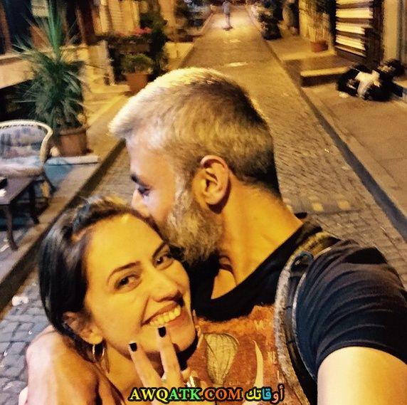 سيلين أوزتورك وحبيبها