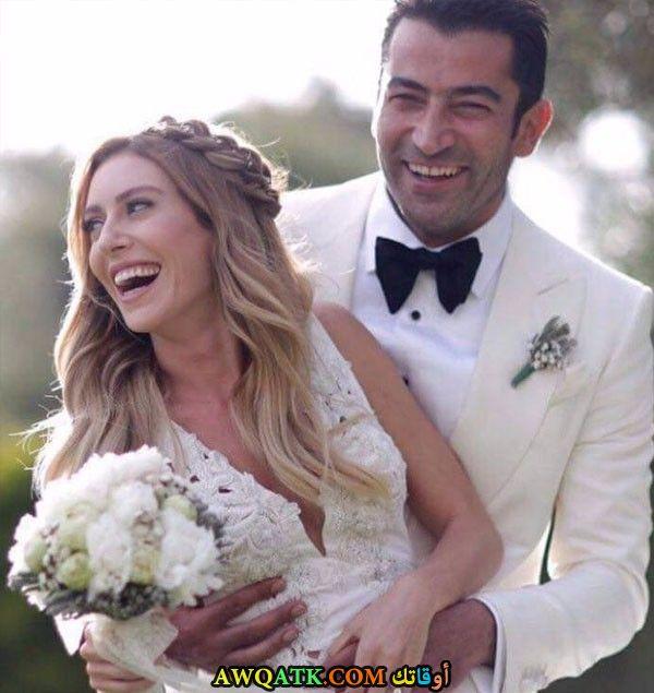 سينام كوبال وزوجها