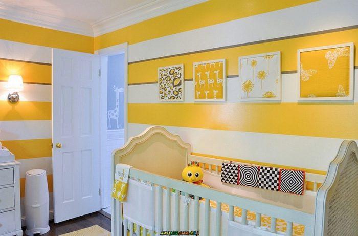 غرفة نوم أطفال كيوت