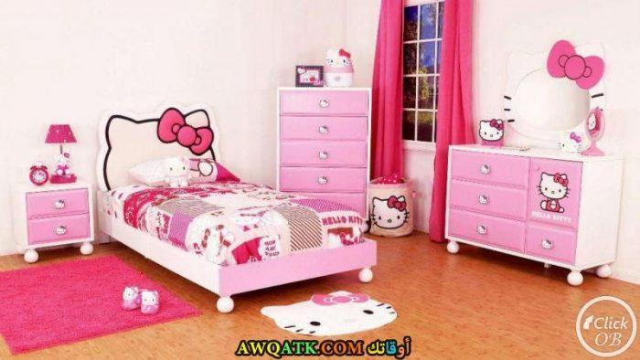 غرفة نوم أطفال جميلة جداً وروعة