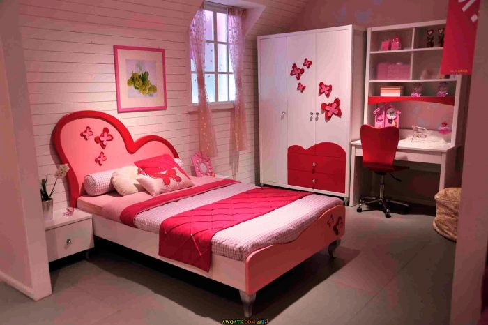 غرفة نوم أطفال روعة