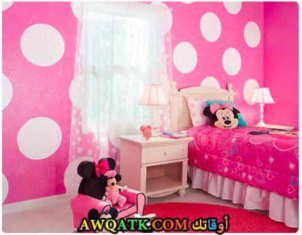 غرفة نوم في غاية الروعة والجمال