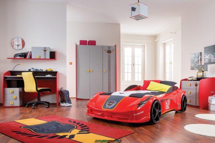 غرفة نوم أطفال روعة وشيك جداً