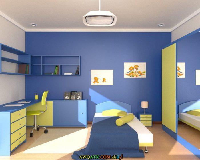 غرفة نوم أطفال تناسب مختلف الأذواق
