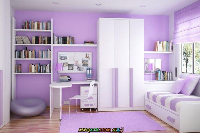 غرفة نوم أطفال شيك وجميلة