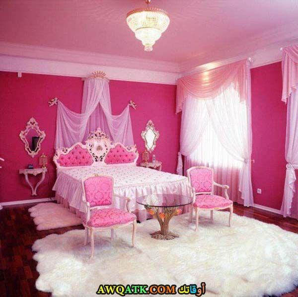 غرفة نوم فخمة تناسب الذوق الراقي