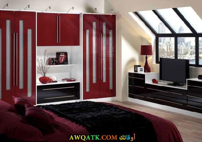 غرفة نوم رائعة جداً وجميلة بتصميم مختلف
