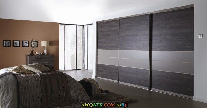 غرفة نوم مودرن جرار لتوفير المساحة