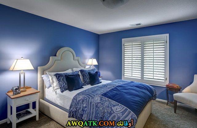 غرفة نوم راقية جداً وفخمة