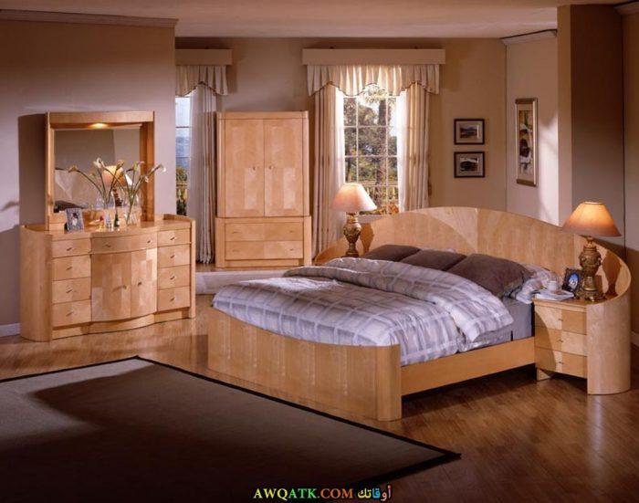 غرفة نوم جميلة تناسب مختلف الأذواق