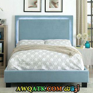 غرفة نوم باللون اللبني الذي يعشقه الكثير