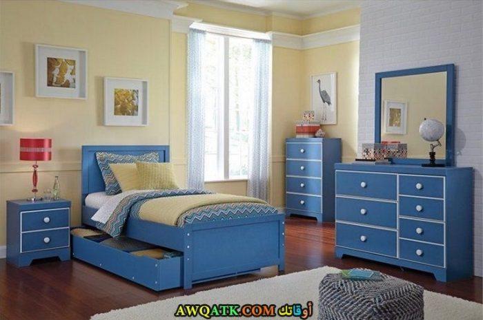 غرفة نوم جميلة جداً وعصرية