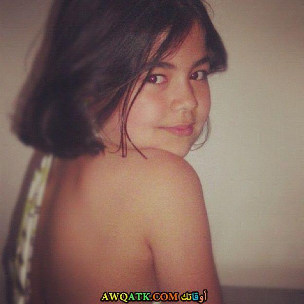 صورة الفنانة التركية فهرية افجان وهي طفلة صورة قديمة نادرة