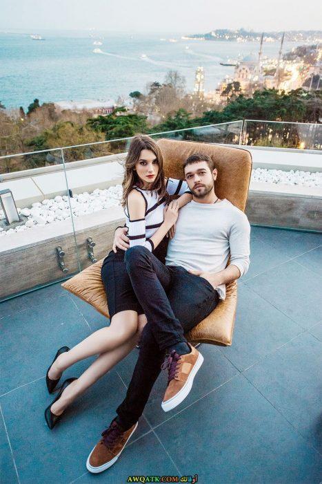 أحلى وأجمل وأحدث صورة للفنانة التركية الجميلة ليلى ليديا توغوتلو