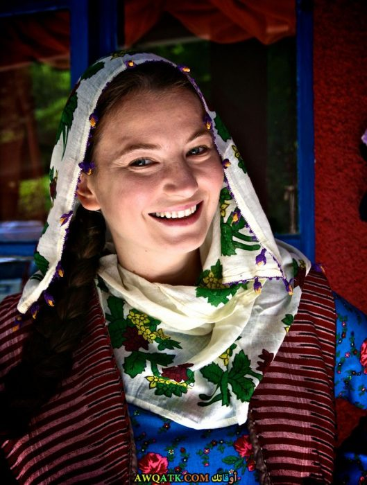صورة نيهان بيوكاتشج داخل عمل