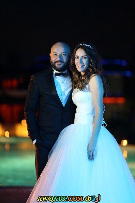 صورة من حفل زفاف الفنان تولجا تكين