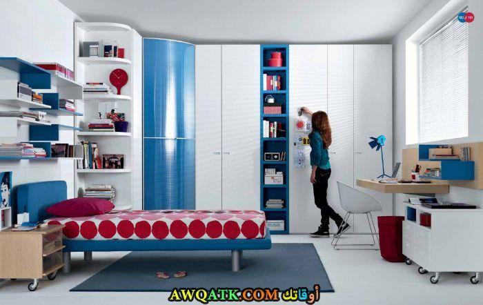غرفة وم أطفال باللون الأبيض رائعة