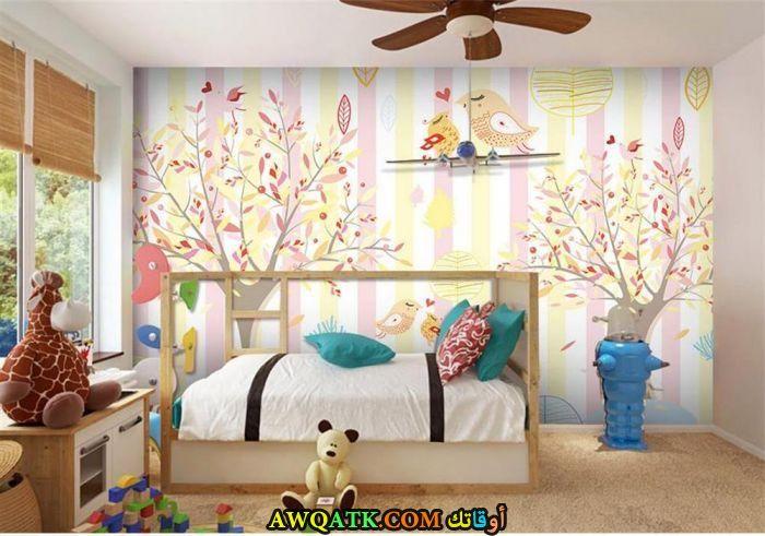 غرفة نوم رائعة جميلة