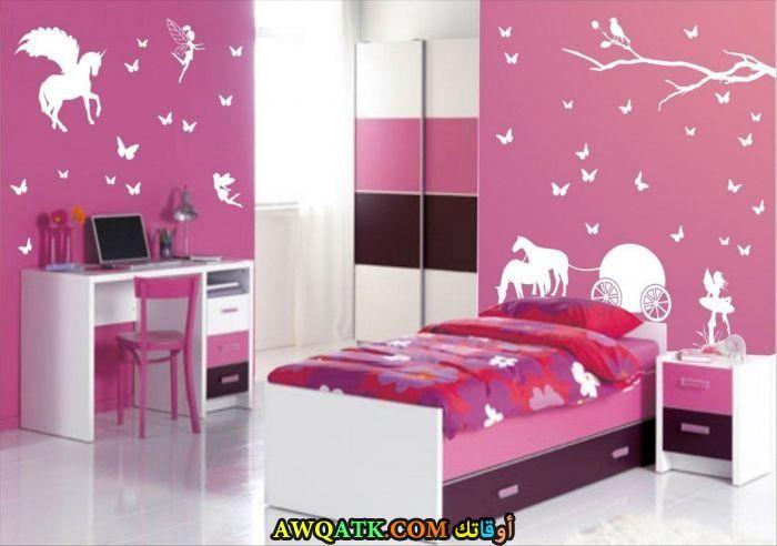 غرفة نوم بسيطة وجميلة جداً