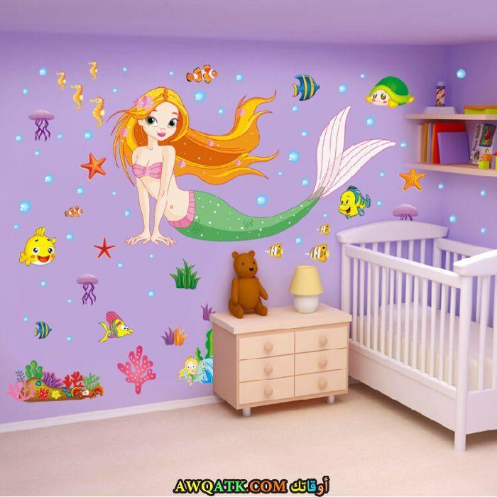غرفة نوم أطفال ثري دي رائعة