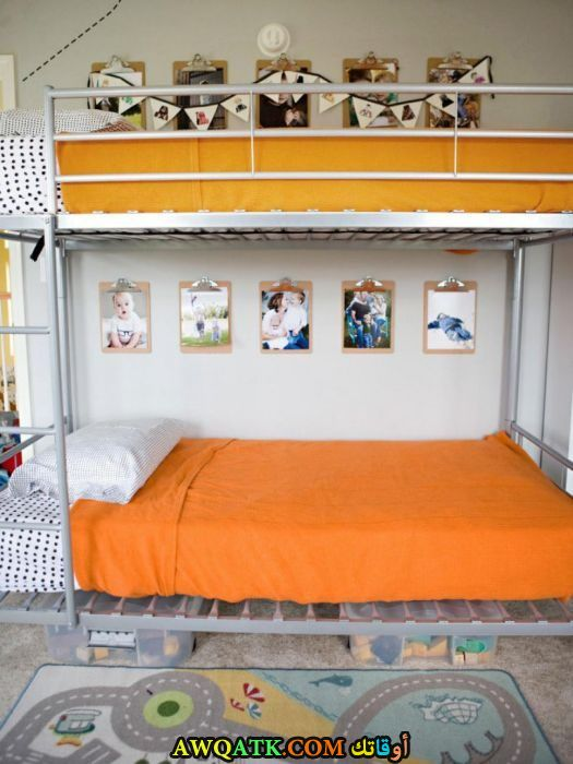غرفة نوم حديد روعة وشيك