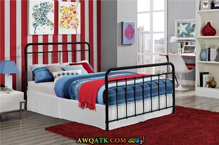 غرفة نوم حديد شيك جداً