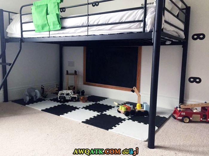غرفة نوم حديد رائعة
