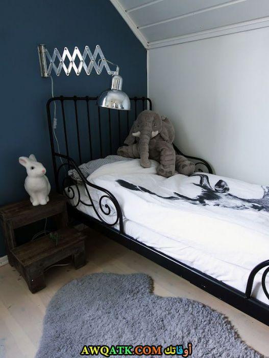 غرفة نوم حديد روعة 2017