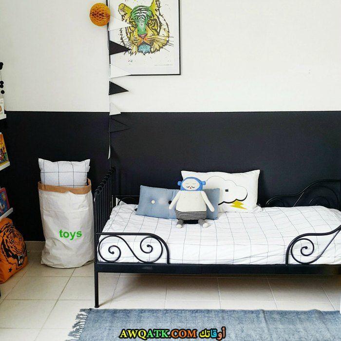 غرفة نوم حديد جميلة جداً