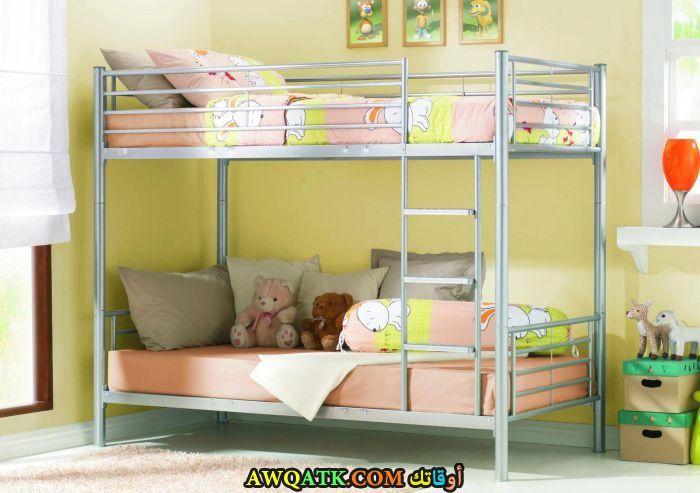 غرفة نوم أطفال حديد