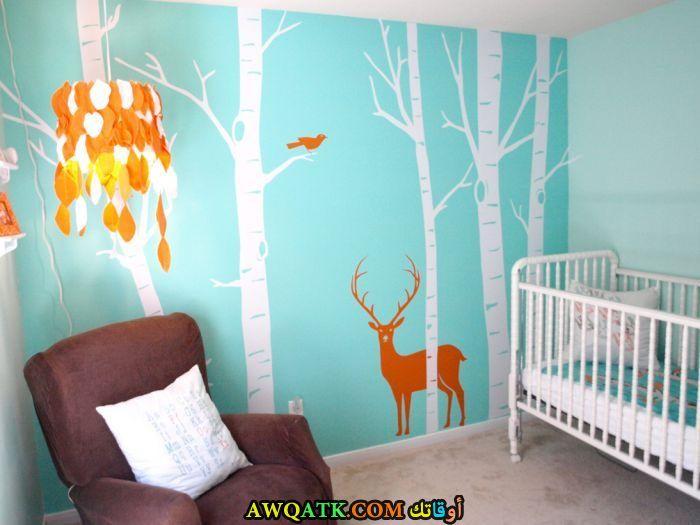 غرفة نوم أطفال رائعة
