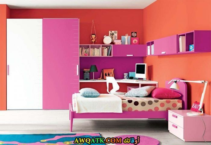 غرفة نوم أطفال شيك جداً