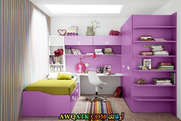 غرفة نوم أطفال حوائط موف