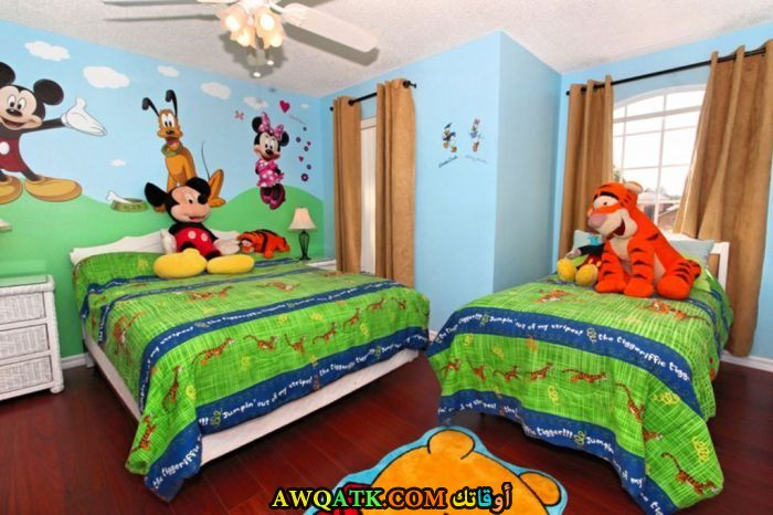 غرفةنوم رائعة وشيك