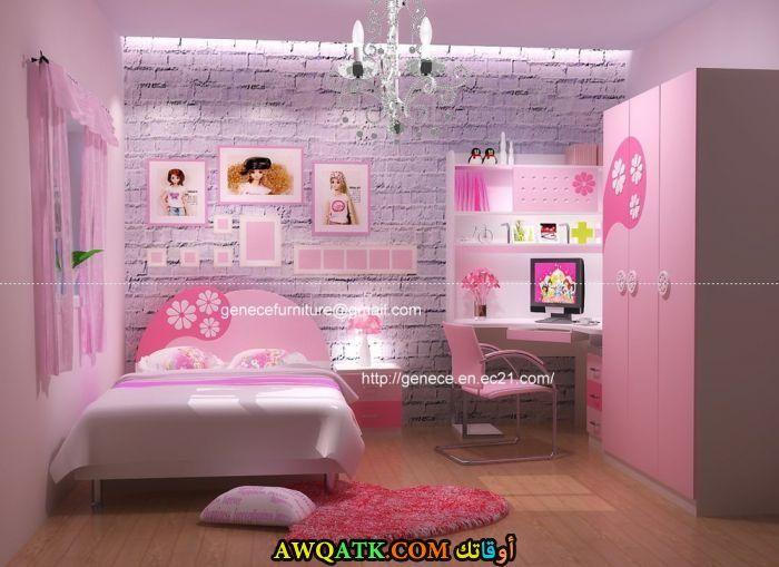 غرفة نوم شيك جداً ورائعة