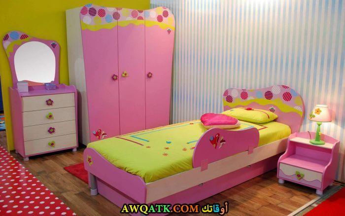 غرفة نوم بينك روعة