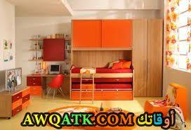 غرفة نوم شيك جميلة جداً