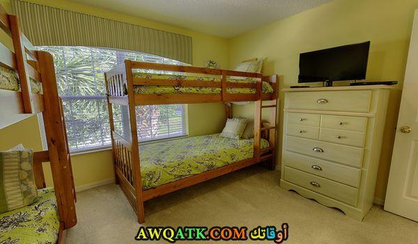 غرفة نوم رائعة وجميلة جداً